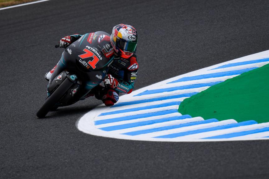 Ayumu Sasaki, Petronas Sprinta Racing, Motul Grand Prix of Japan