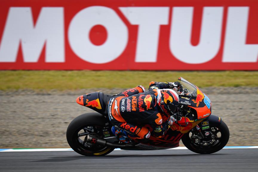 Jorge Martin, Red Bull KTM Ajo, Motul Grand Prix of Japan
