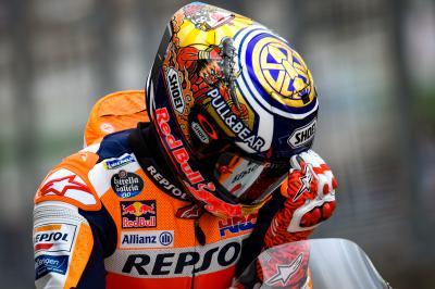"""Marquez: """"Dobbiamo migliorare per stare con le Yamaha"""""""