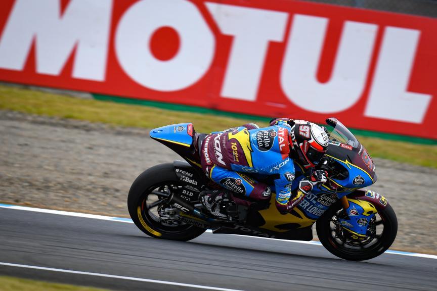 Xavi Vierge, EG 0,0 Marc Vds, Motul Grand Prix of Japan