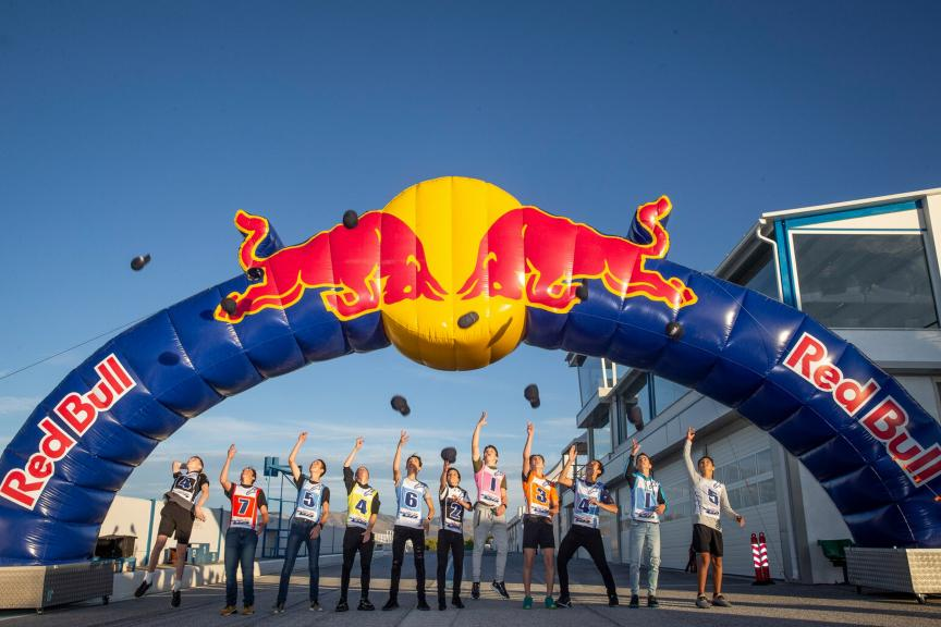 Red Bull Rookies 2020