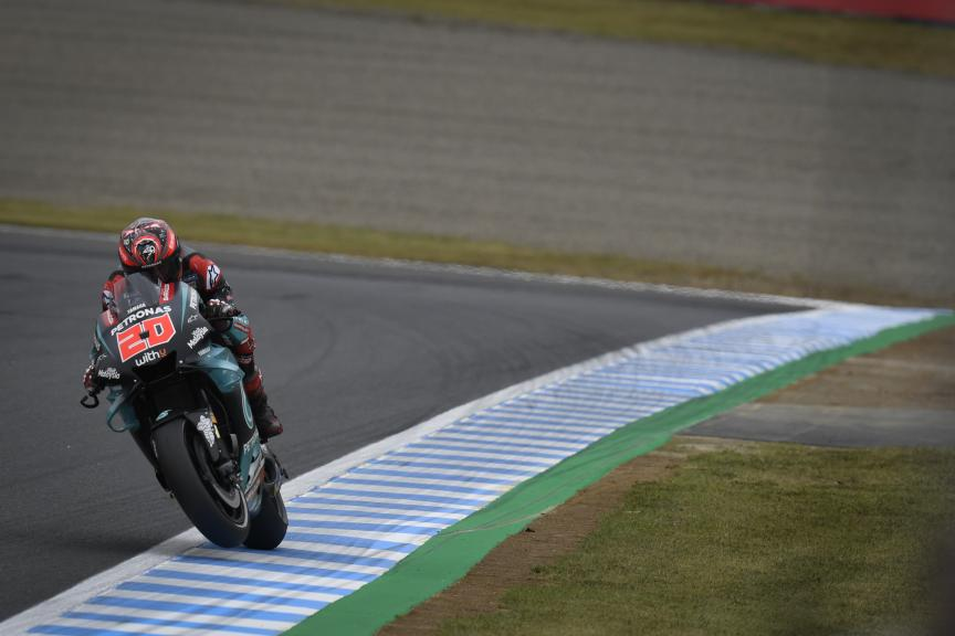 Fabio Quartararo, Petronas Yamaha SRT, Motul Grand Prix of Japan
