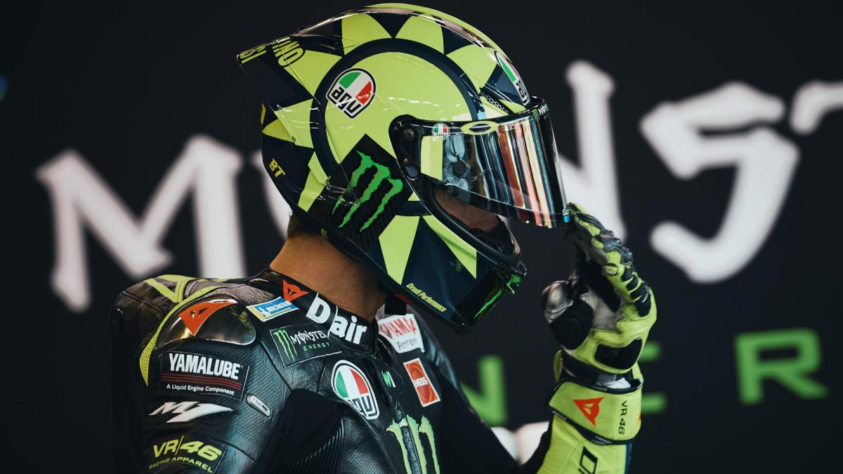 How important was Rossi's last minute lunge for the Top 10?