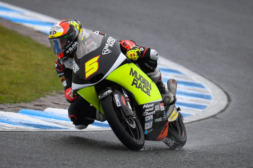 Jaume Masia, Mugen Race, Motul Grand Prix of Japan