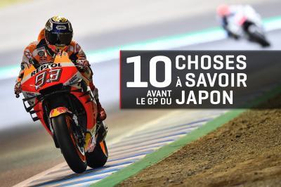 Le saviez-vous ? Márquez a été en pole partout en MotoGP™