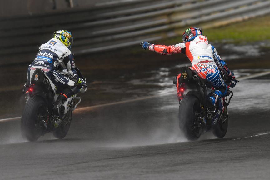 Karel Abraham, Reale Avintia Racing, PTT Thailand Grand Prix