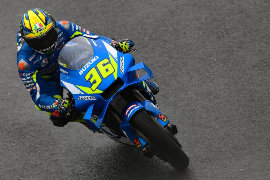 Joan Mir, Team Suzuki Ecstar, Motul Grand Prix of Japan