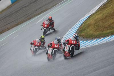 LIVE NOW: Idemitsu Asia Talent Cup Race 1 in Motegi