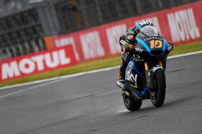 GRATIS Video: Die Pole-Runde von Marini in Motegi