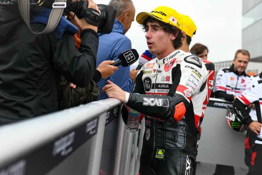 Niccolo Antonelli, SIC58 Squadra Corse, Motul Grand Prix of Japan
