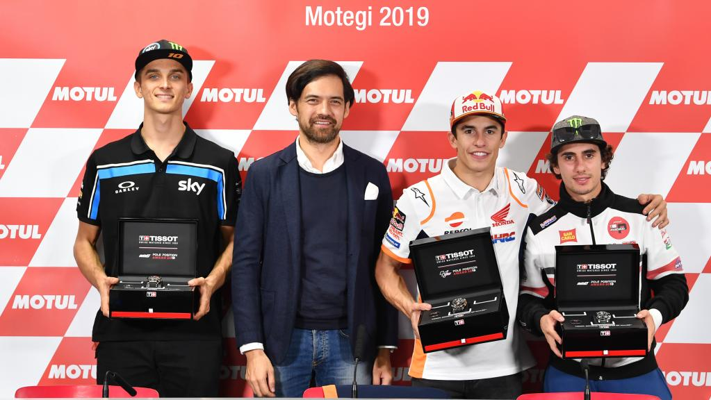 Press-Conference, Motul Grand Prix of Japan