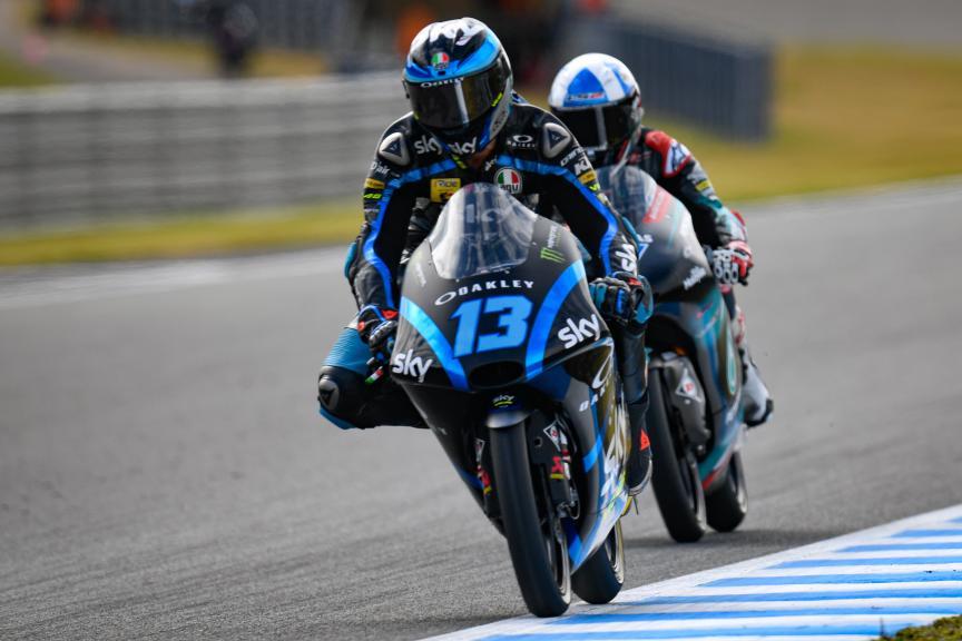 Celestino Vietti, Sky Racing Team VR46, Motul Grand Prix of Japan