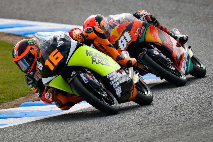 Andrea Migno, Mugen Race, Motul Grand Prix of Japan