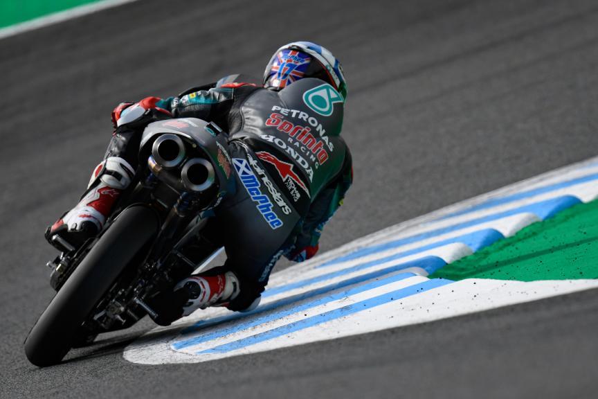 John McPhee, Petronas Sprinta Racing, Motul Grand Prix of Japan