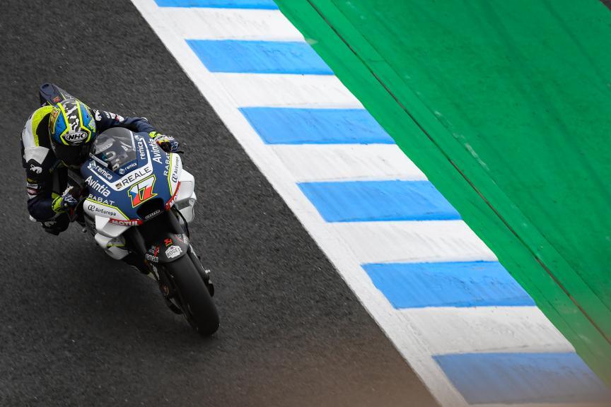 Karel Abraham, Reale Avintia Racing, Motul Grand Prix of Japan