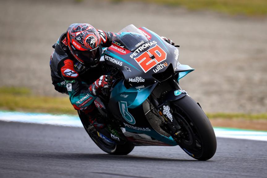 Fabio Quartararo, Petronas Yamaha SRT, Motul Grand Prix of Japan