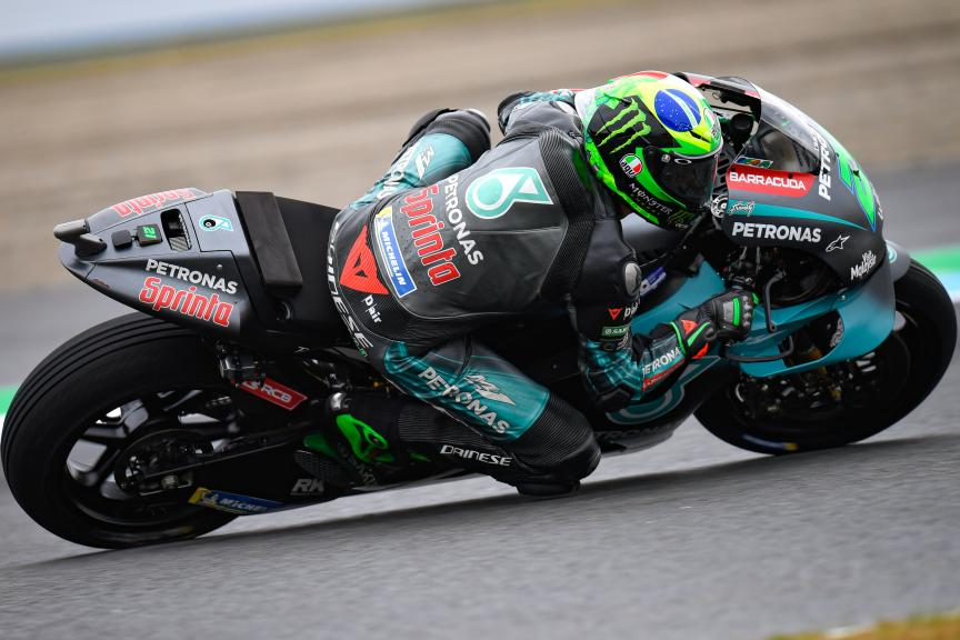 Franco Morbidelli, Petronas Yamaha SRT, Motul Grand Prix of Japan