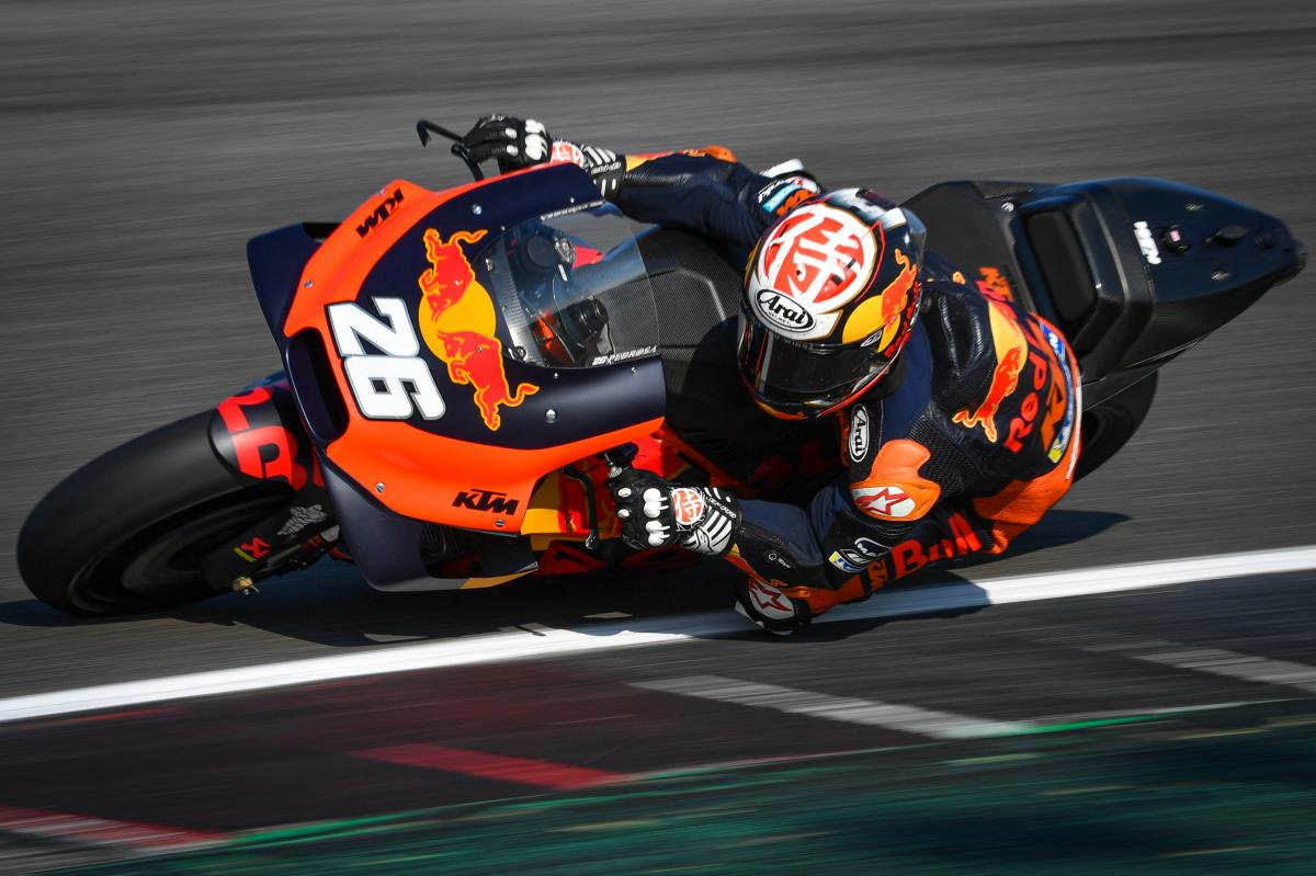 Pedrosa Smith And Pirro Set For Private Tests Motogp