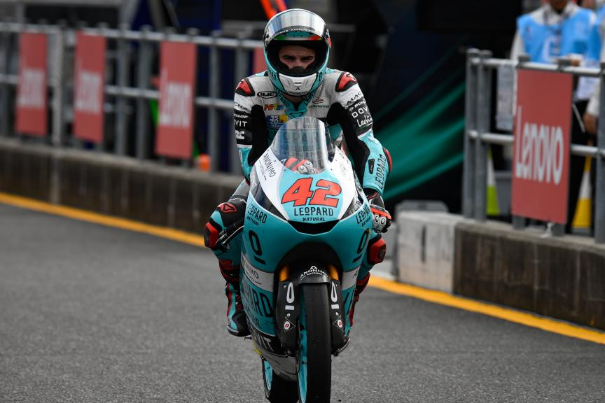 Marcos Ramirez, Leopard Racing, Motul Grand Prix of Japan