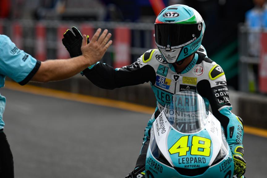 Lorenzo Dalla Porta, Leopard Racing, Motul Grand Prix of Japan