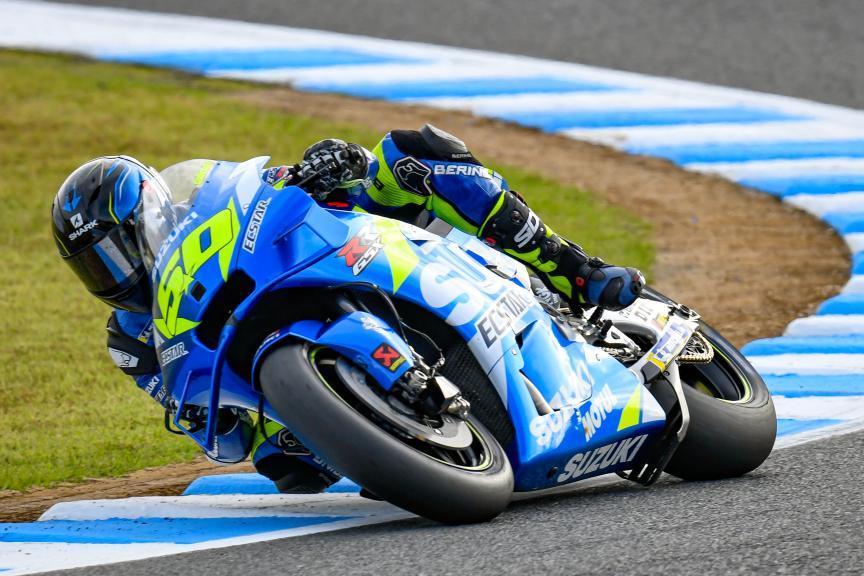 Sylvain Guintoli, Team Suzuki Ecstar, Motul Grand Prix of Japan