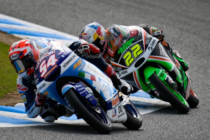 Riccardo Rossi, Kőmmerling Gresini Moto3, Motul Grand Prix of Japan