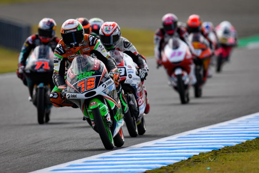 Makar Yurchenko, Boe Skull Rider Mugen Race, Motul Grand Prix of Japan