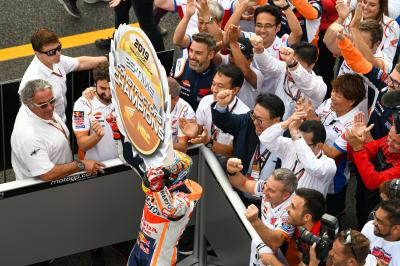 Two down, one to go: Honda claim 2019 Constructor crown