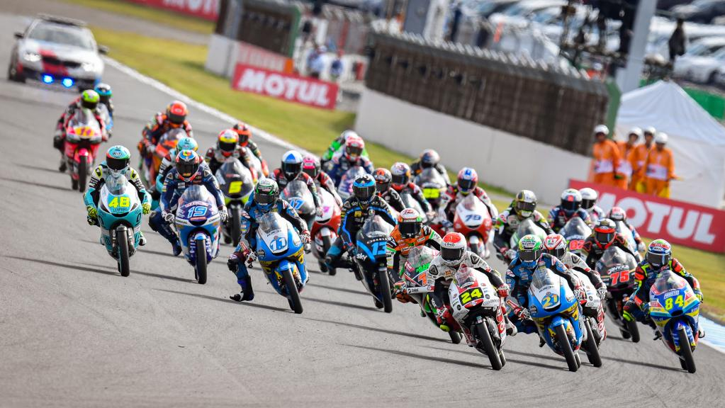 tc race Moto3