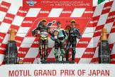 Lorenzo Dalla Porta, Albert Arenas, Celestino Vietti, Motul Grand Prix of Japan