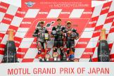 Luca Marini, Tom Luthi, Jorge Martin, Motul Grand Prix of Japan
