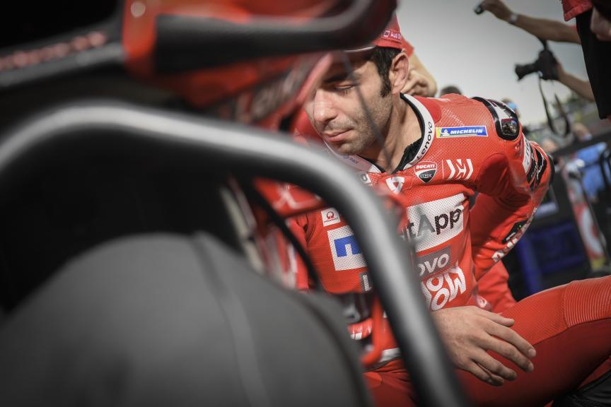 Danilo Petrucci, Ducati Team, Motul Grand Prix of Japan