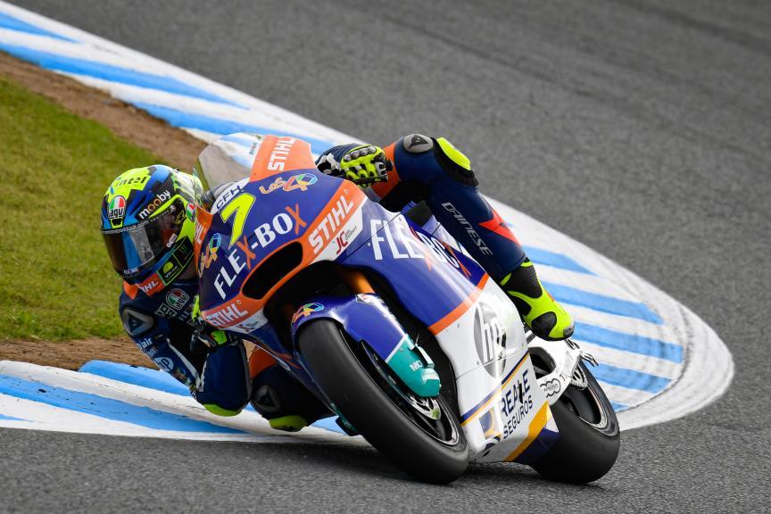 Lorenzo Baldassarri, Flex-Box HP40, Motul Grand Prix of Japan