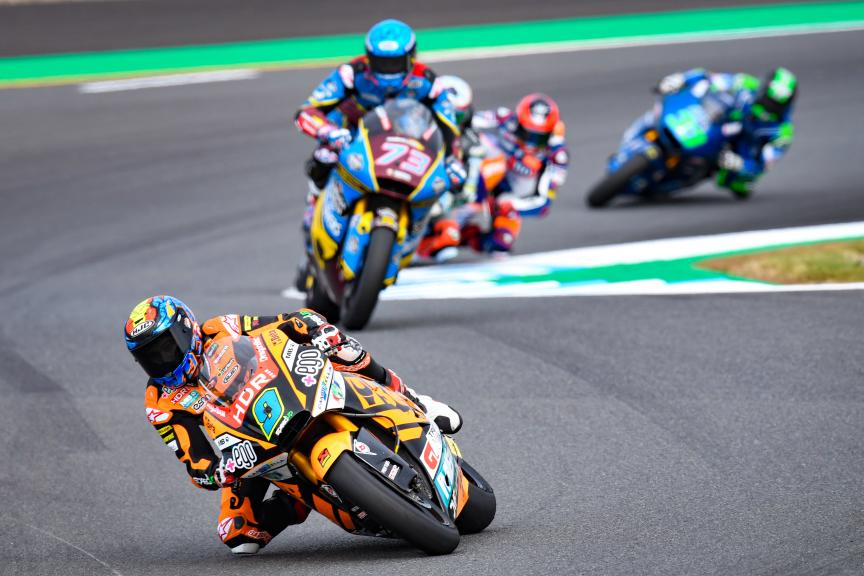 Jorge Navarro, Beta Tools Speed Up, Motul Grand Prix of Japan