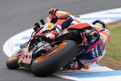 Lo spettacolare GP del Giappone in slow-motion!