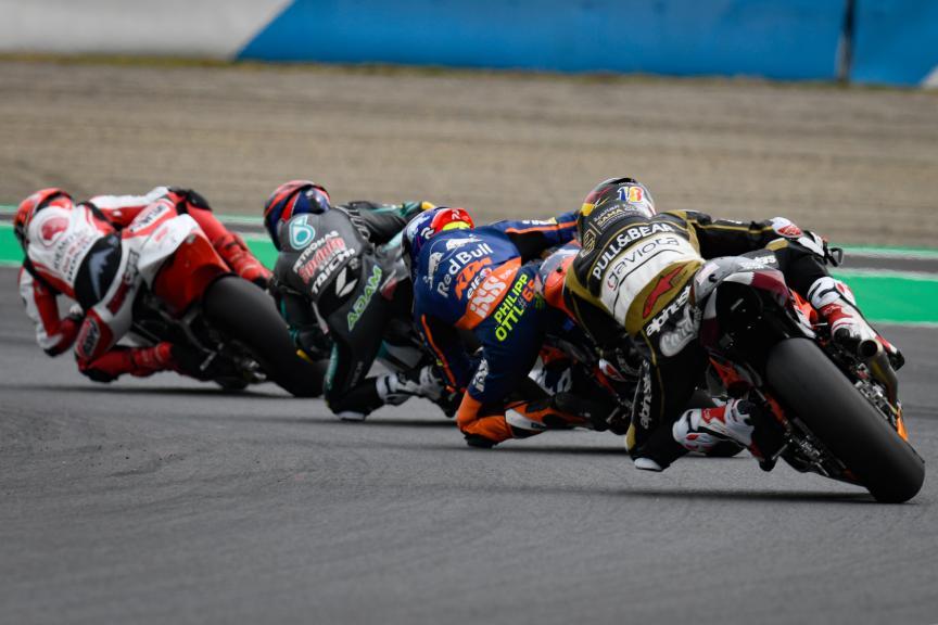 Xavier Cardelus, Gaviota Angel Nieto Team, Motul Grand Prix of Japan
