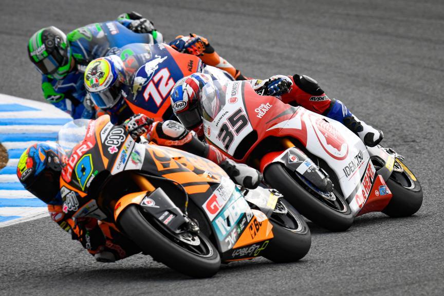 Somkiat Chantra, Idemitsu Honda Team Asia, Motul Grand Prix of Japan