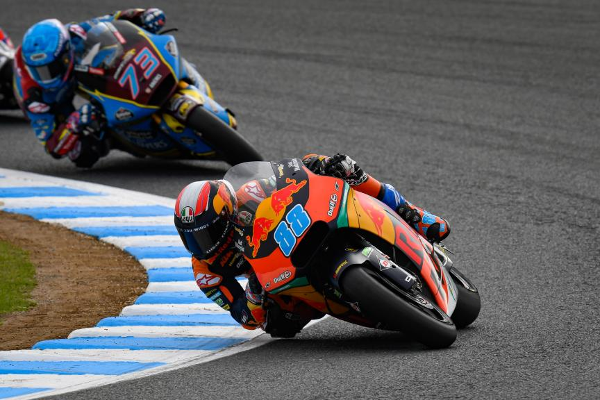 Jorge Martin, Red Bull KTM Ajo, Motul Grand Prix of Japan