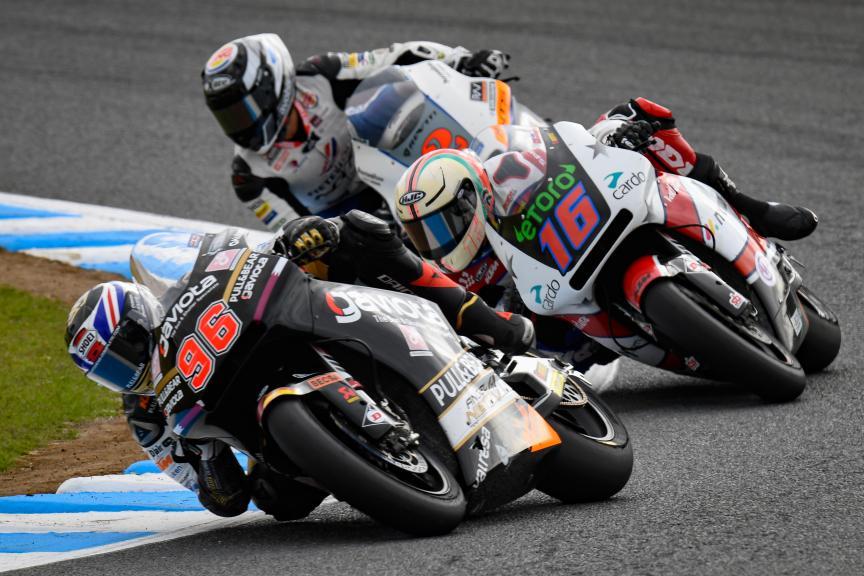 Jake Dixon, Gaviota Angel Angel Nieto Team, Motul Grand Prix of Japan