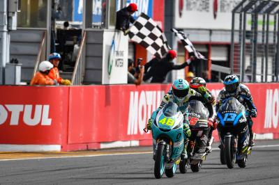 FREE: the final lap of Moto3™ in Japan