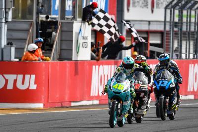 GRATUIT : Le dernier tour Moto3™ de Motegi