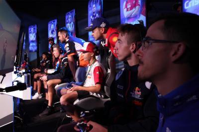 Red Bull Rookies y 'gamers' de eSport: ¡Conexión total!