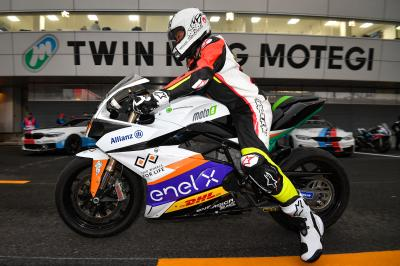 Two Wheels for Life: MotoE™-Erfahrung in Japan