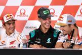 Marc Marquez, Fabio Quartararo, Jack Miller, Pramac Generac Australian Motorcycle Grand Prix