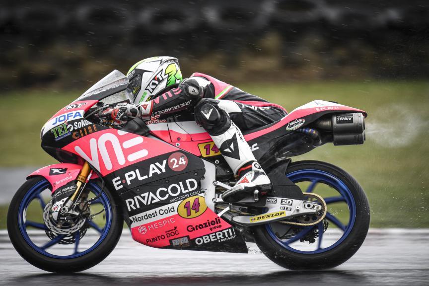 Tony Arbolino, VNE Snipers Team, Pramac Generac Australian Motorcycle Grand Prix