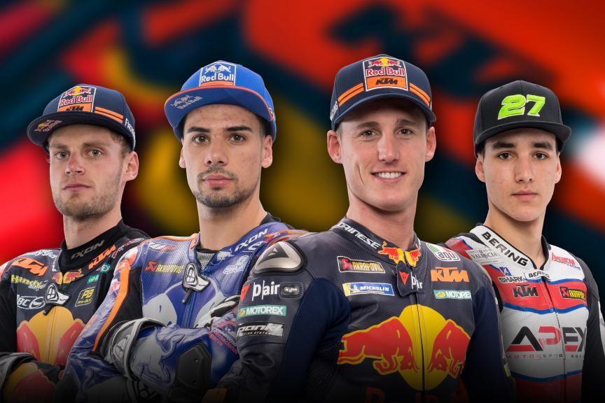 KTM 2020 MotoGP