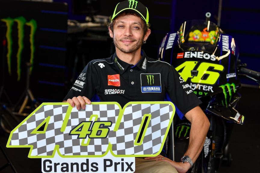 Rossi 400