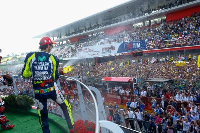 #Rossi400 : Ces 'paliers' dans la carrière de Rossi