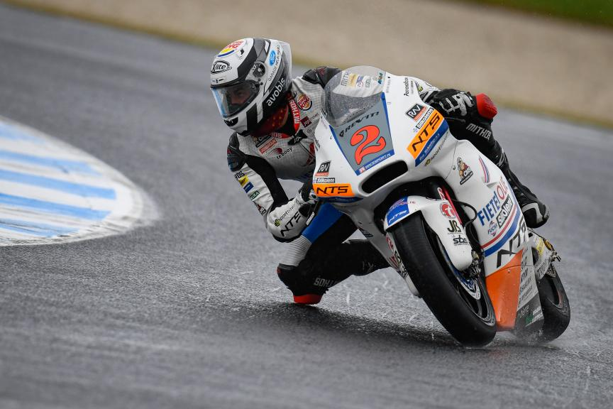 Jesco Raffin, NTS RW Racing Gp, Pramac Generac Australian Motorcycle Grand Prix