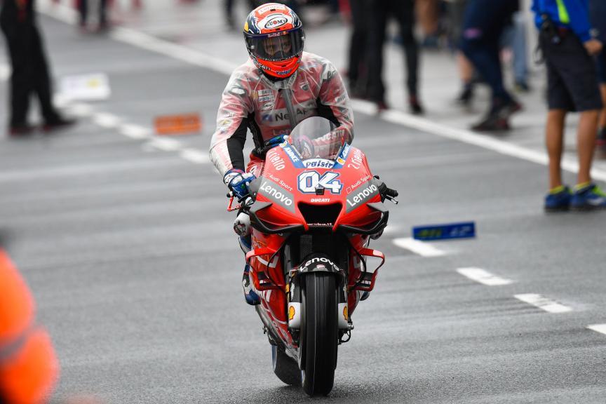 Andrea Dovizioso, Ducati Team, Pramac Generac Australian Motorcycle Grand Prix
